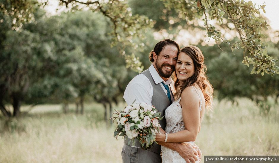 Katie and Martin's Wedding in Fredericksburg, Texas