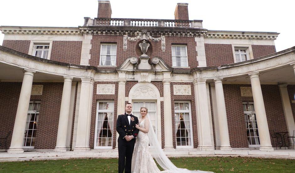 Kyle and Hayley 's Wedding in Glen Head, New York
