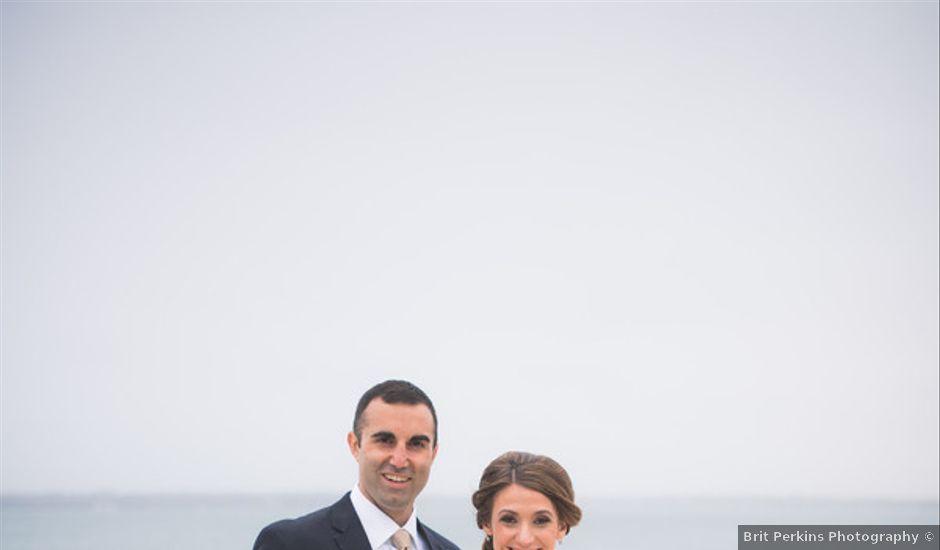Amanda and Jeff's Wedding in Newport, Rhode Island