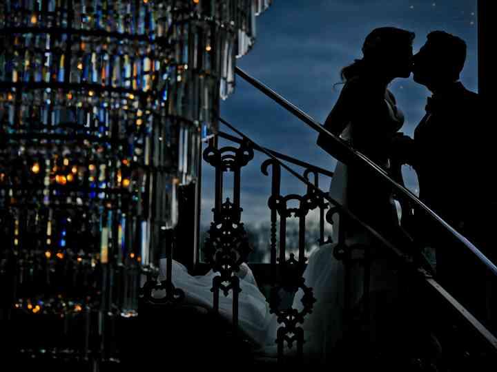 The wedding of Rakhi and Akio