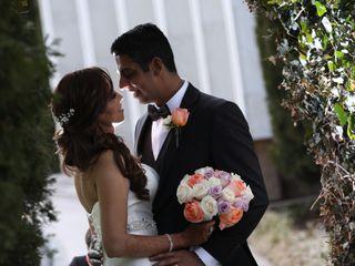 The wedding of Rakhi and Akio 3
