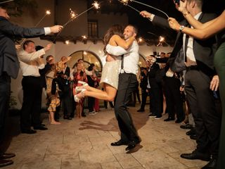 The wedding of Allison and Josh 2