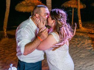The wedding of Megan and Darren 3