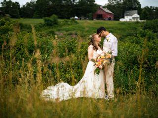 The wedding of Amanda and Marcelo