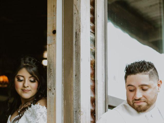 Josue and Jennifer's Wedding in Crosby, Texas 8