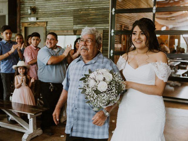 Josue and Jennifer's Wedding in Crosby, Texas 2