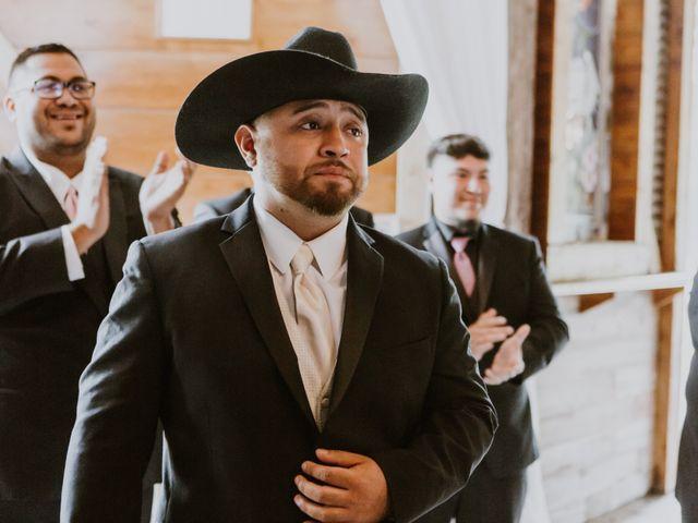 Josue and Jennifer's Wedding in Crosby, Texas 9