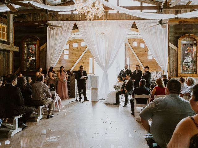 Josue and Jennifer's Wedding in Crosby, Texas 10