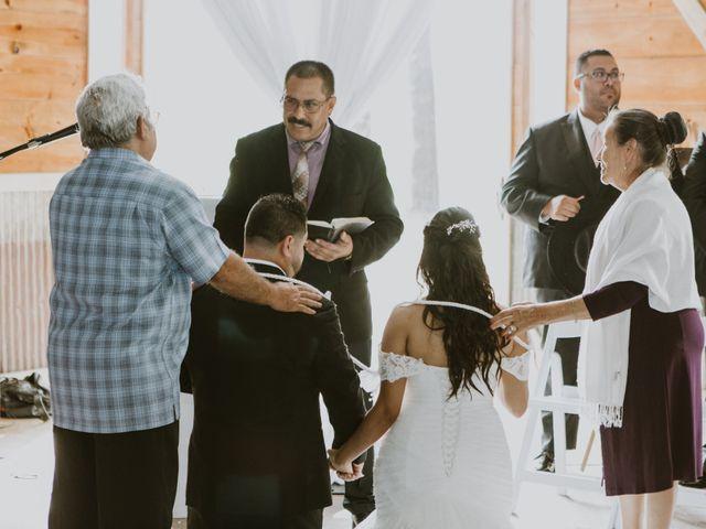 Josue and Jennifer's Wedding in Crosby, Texas 12
