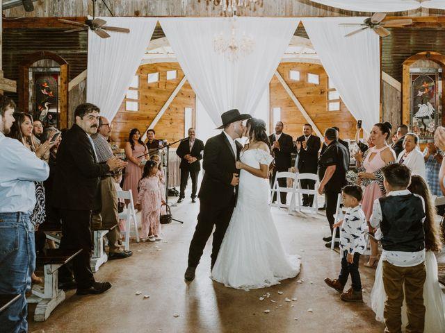 Josue and Jennifer's Wedding in Crosby, Texas 13