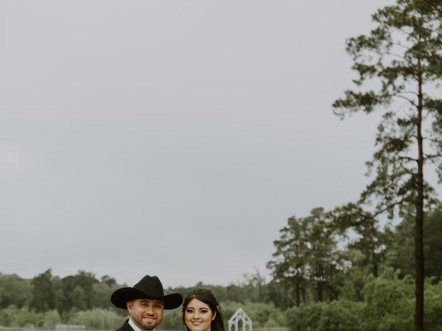 Josue and Jennifer's Wedding in Crosby, Texas 15