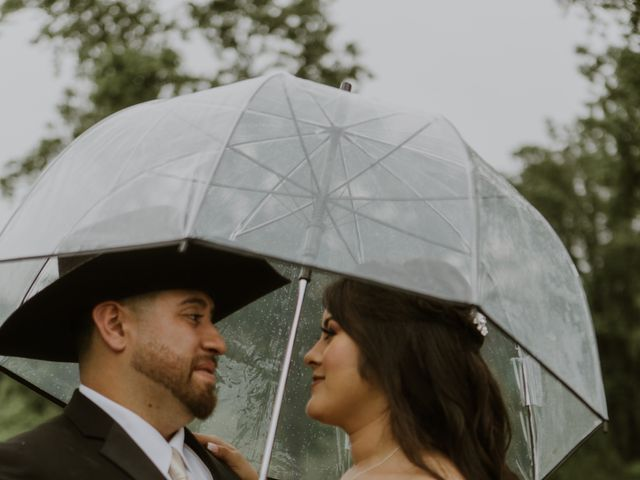 Josue and Jennifer's Wedding in Crosby, Texas 19