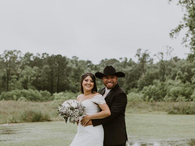 The wedding of Jennifer and Josue