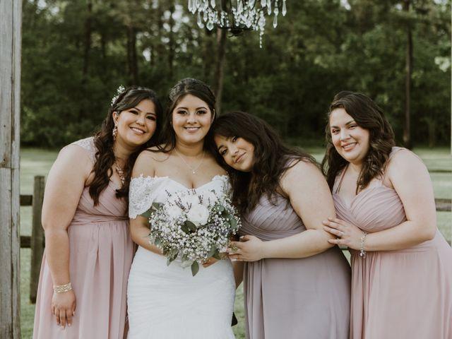 Josue and Jennifer's Wedding in Crosby, Texas 20