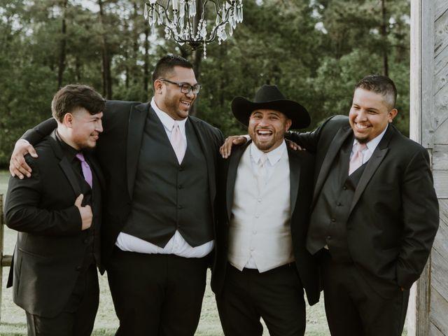 Josue and Jennifer's Wedding in Crosby, Texas 21