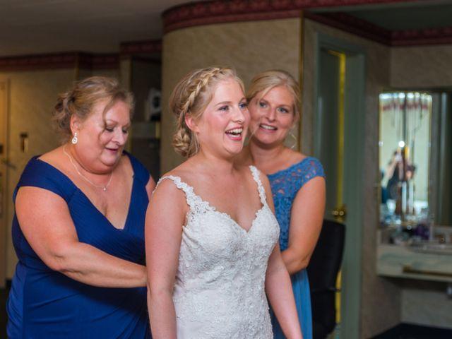 Shane and Amanda's Wedding in Akron, New York 4