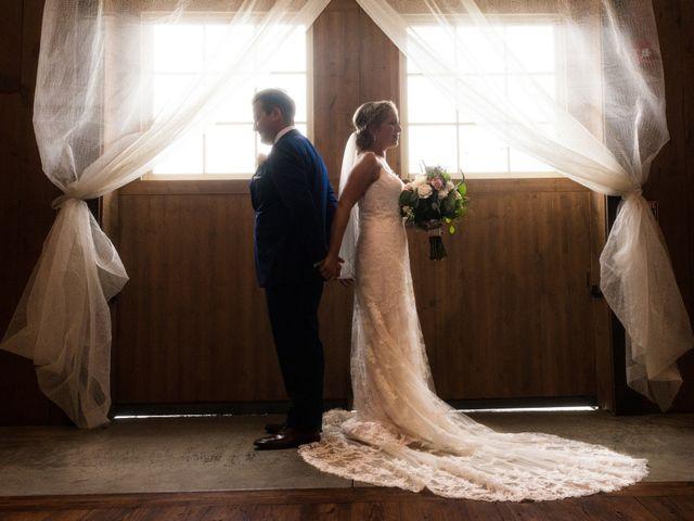 Shane and Amanda's Wedding in Akron, New York 5