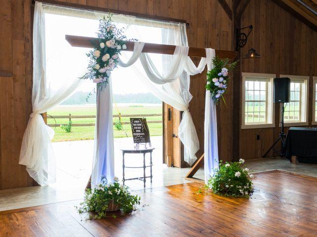 Shane and Amanda's Wedding in Akron, New York 8