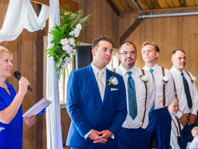 Shane and Amanda's Wedding in Akron, New York 9