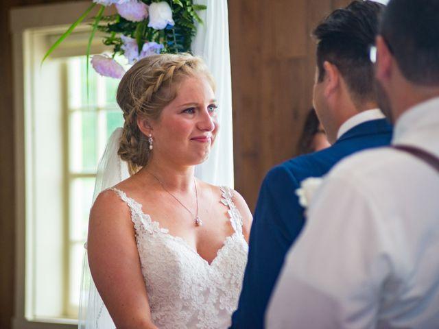 Shane and Amanda's Wedding in Akron, New York 10
