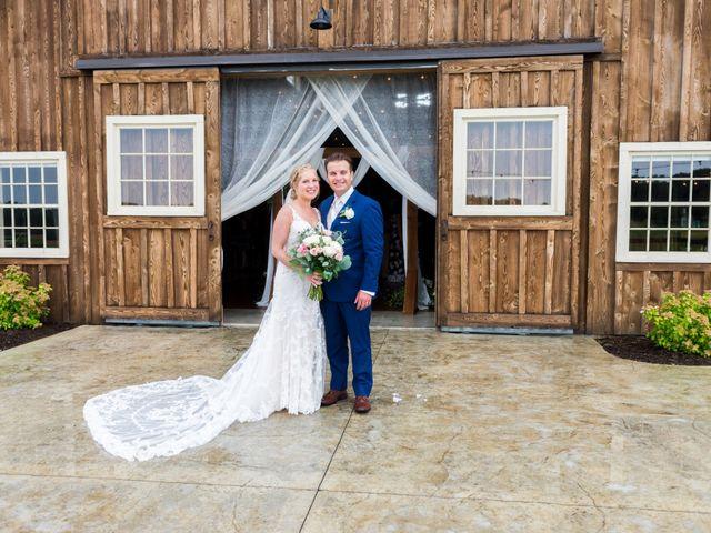 Shane and Amanda's Wedding in Akron, New York 1