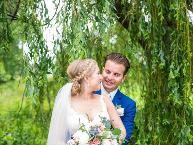 Shane and Amanda's Wedding in Akron, New York 2