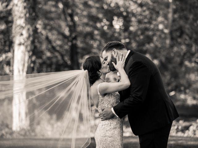 Trent and Alaina's Wedding in Grove City, Ohio 47