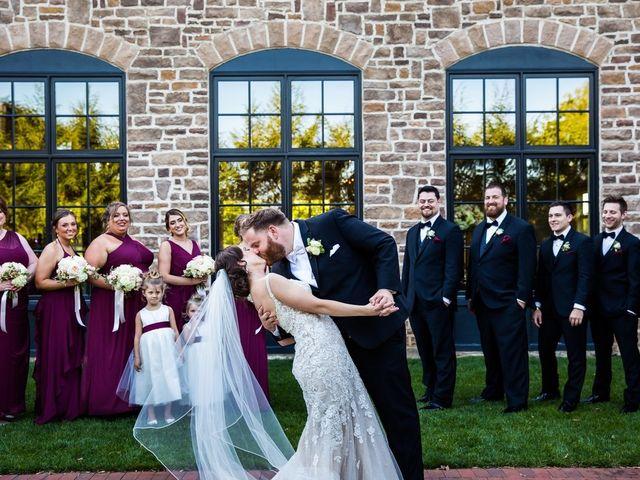 Trent and Alaina's Wedding in Grove City, Ohio 48