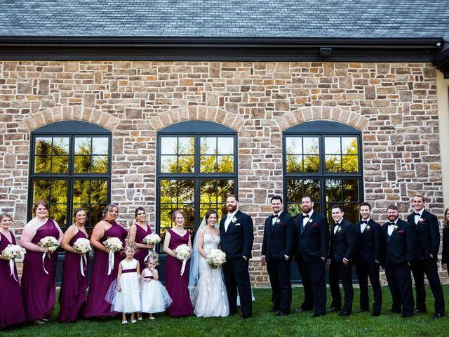 Trent and Alaina's Wedding in Grove City, Ohio 49