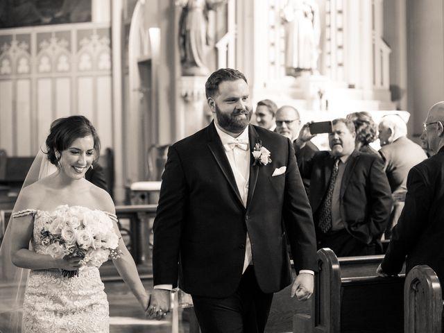 Trent and Alaina's Wedding in Grove City, Ohio 61
