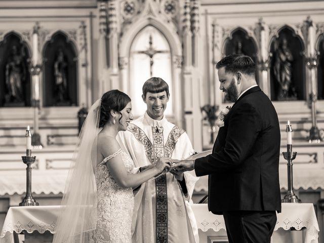 Trent and Alaina's Wedding in Grove City, Ohio 63