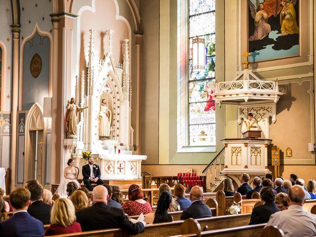 Trent and Alaina's Wedding in Grove City, Ohio 68
