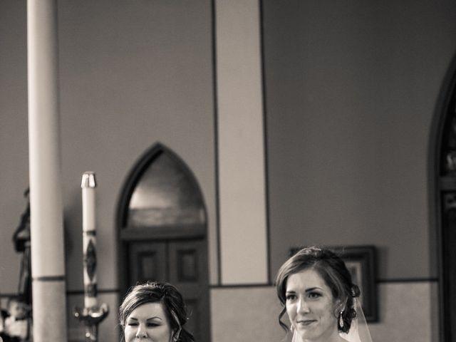 Trent and Alaina's Wedding in Grove City, Ohio 75