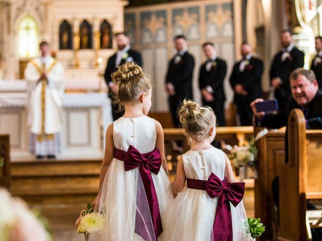 Trent and Alaina's Wedding in Grove City, Ohio 76