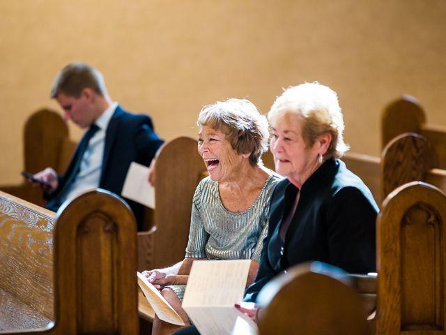 Trent and Alaina's Wedding in Grove City, Ohio 78