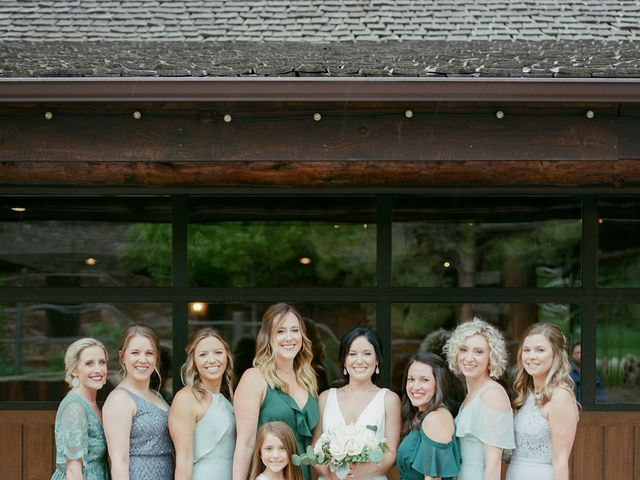 Mike and Tina's Wedding in Larkspur, Colorado 24