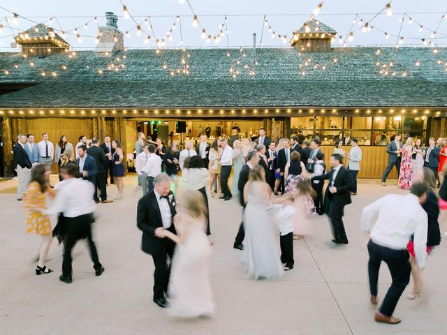 Mike and Tina's Wedding in Larkspur, Colorado 32