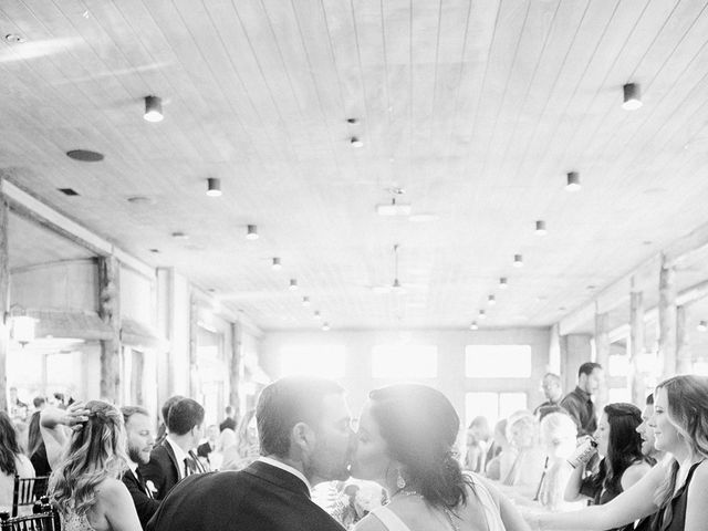 Mike and Tina's Wedding in Larkspur, Colorado 40