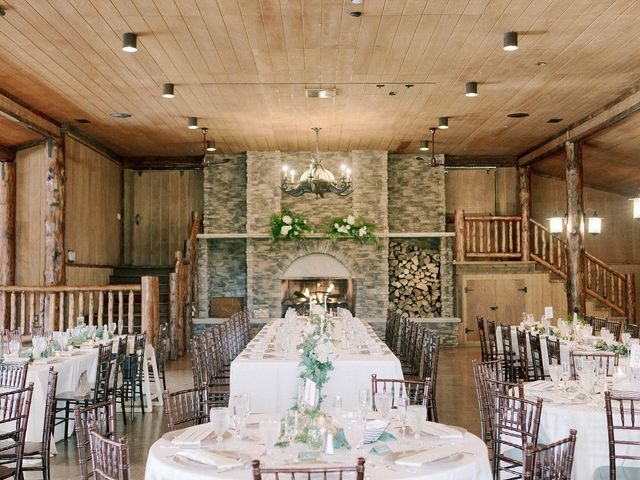Mike and Tina's Wedding in Larkspur, Colorado 43