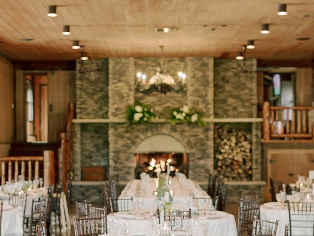 Mike and Tina's Wedding in Larkspur, Colorado 47