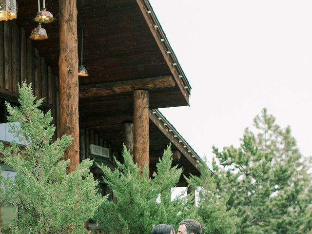 Mike and Tina's Wedding in Larkspur, Colorado 71
