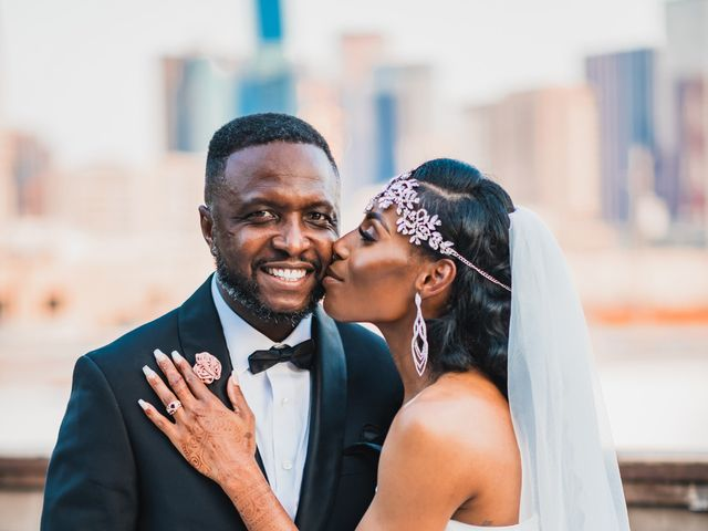 Gregory and Christian's Wedding in Dallas, Texas 6