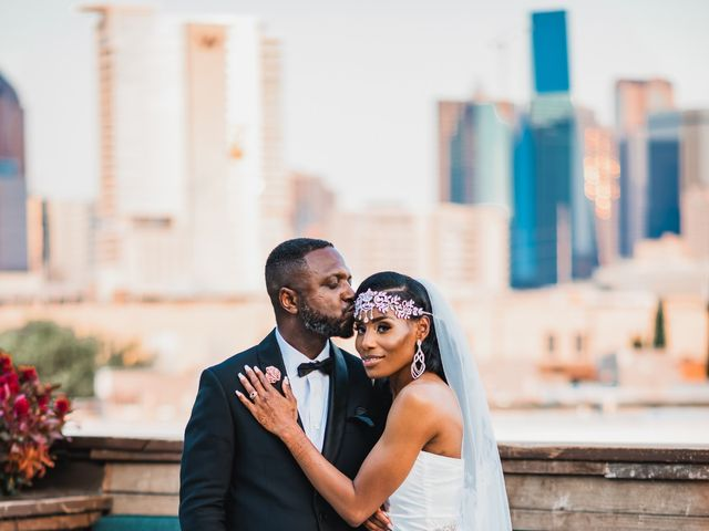 Gregory and Christian's Wedding in Dallas, Texas 7