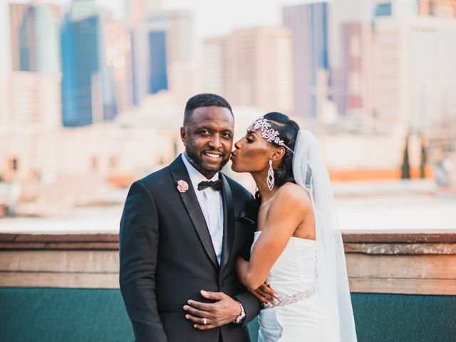 Gregory and Christian's Wedding in Dallas, Texas 8
