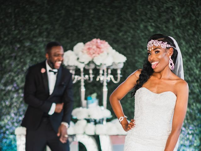 Gregory and Christian's Wedding in Dallas, Texas 14
