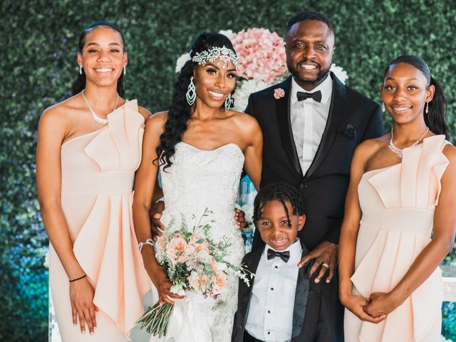 Gregory and Christian's Wedding in Dallas, Texas 15