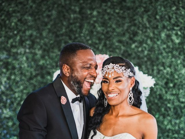 Gregory and Christian's Wedding in Dallas, Texas 20