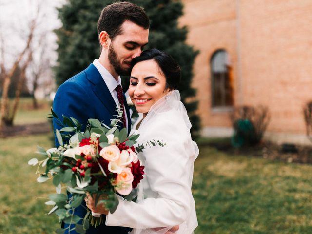 The wedding of Raquel and Jason