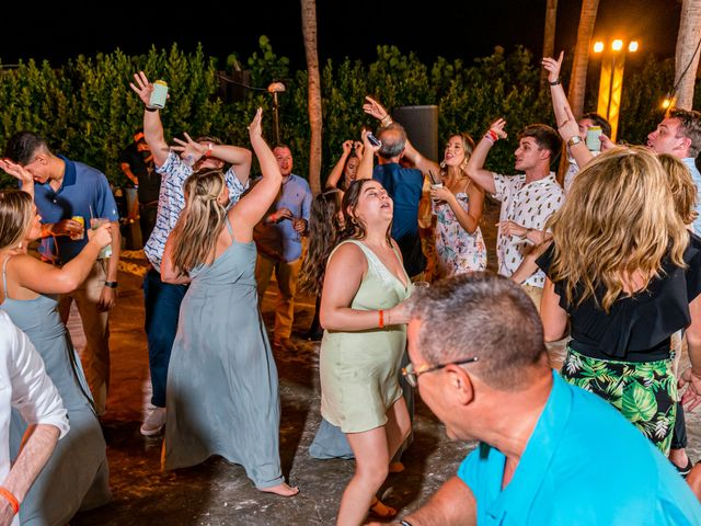Darren and Megan's Wedding in Oranjestad, Aruba 3