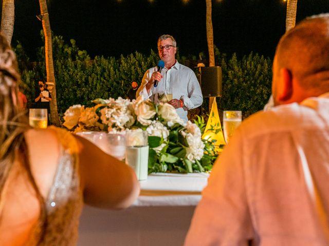 Darren and Megan's Wedding in Oranjestad, Aruba 7